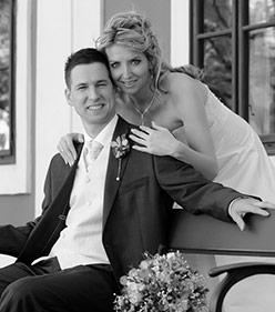 Heni és Tomi R-VISOR Esküvőszervező Iroda Rózsáné Orsi esküvőszervező