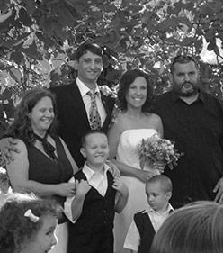 Tünde és Viktor R-VISOR Esküvőszervező Iroda Rózsáné Orsi esküvőszervező